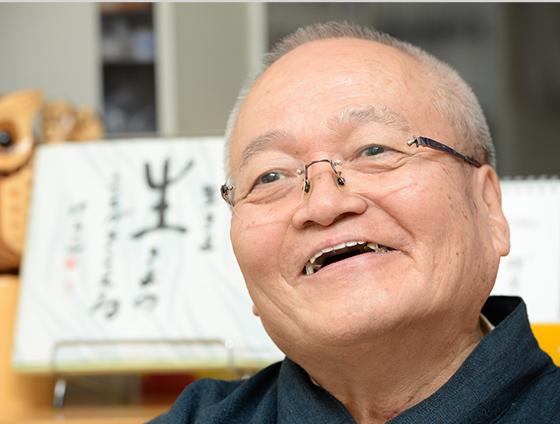 下田憲先生の写真